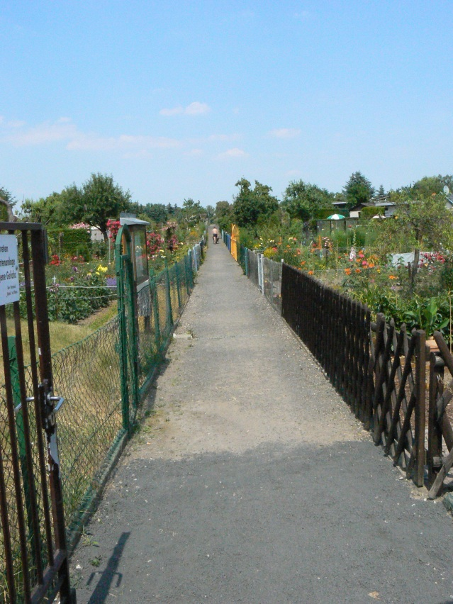Garden Colony in Riesa