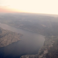 Ogopogo From the Air, and a Story for You