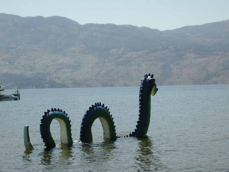 loch ness monster is fake