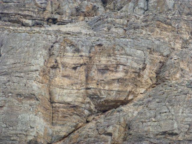 cliffface