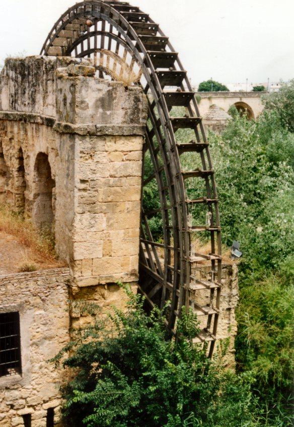 Cordoba_Water_Wheel