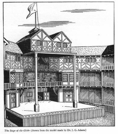 Adams Globe Theatre