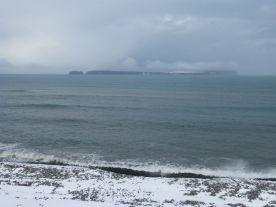 Greenland Sea in March