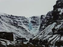 Strutfoss, Iceland