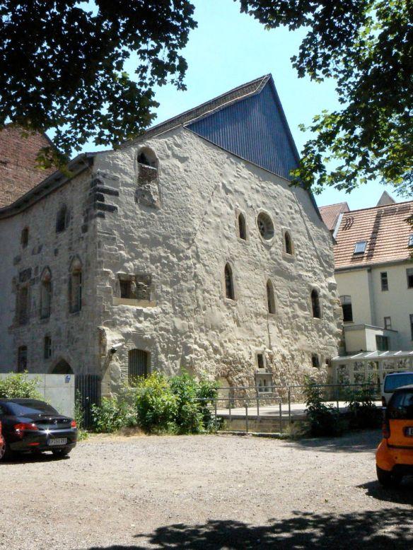 synagogue erfurt