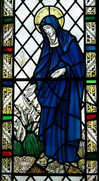 329px-Saint_Non's_Chapel_-_Fenster_3_St-1.Bride