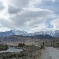 Spirit Mountains and Ice Rivers of the Similkameen