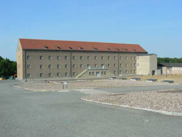 infirmary buchenwald