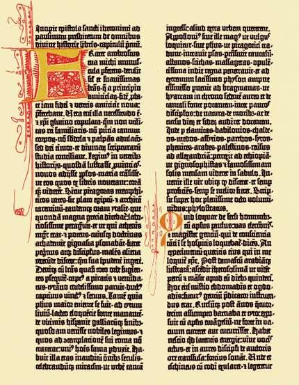 Gutenberg-Bibel1455