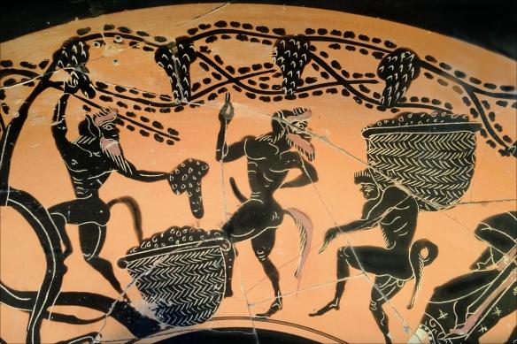 Satyres_dans_le_cortège_de_Dionysos_(musée_du_cabinet_des_médailles,_BNF)_(6710221755)