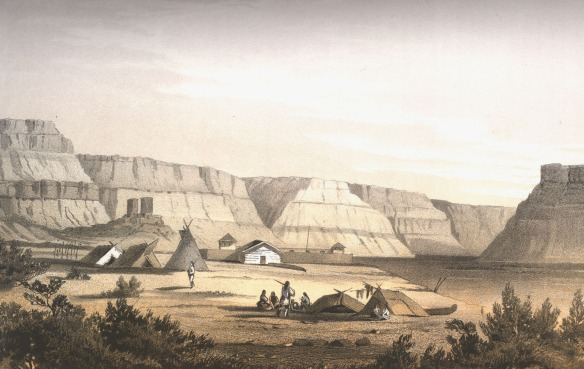 Fort_Nez_Perces_1853
