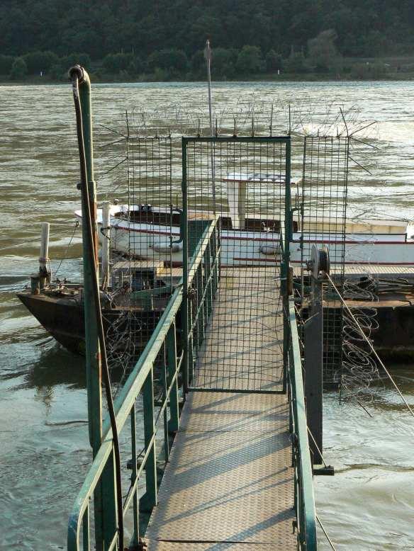 rhine dock