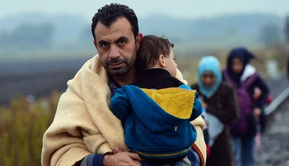 UN Warns Half the Syrian People on the Move